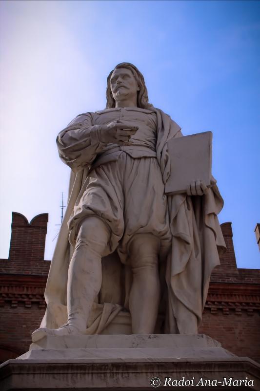 Giovanni Francesco Barbieri, detto il Guercino - Ana-Maria Iulia Radoi - Cento (FE)