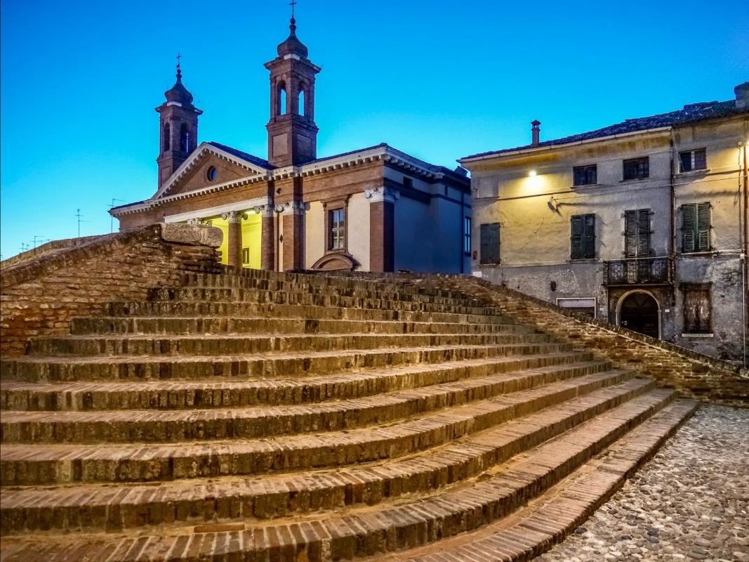 Centro storico di Comacchio - Vanni Lazzari - Comacchio (FE)