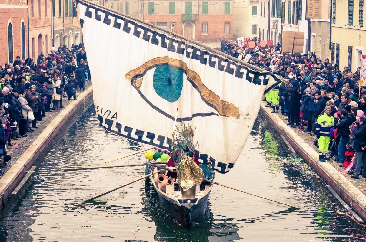 Carnevale comacchiese - Francesco-1978 - Comacchio (FE)