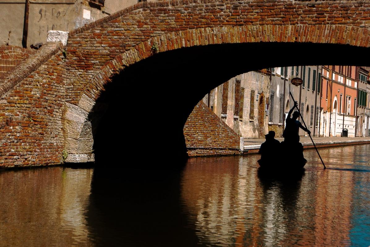 I ponti di Comacchio - Angelo nastri nacchio - Comacchio (FE)