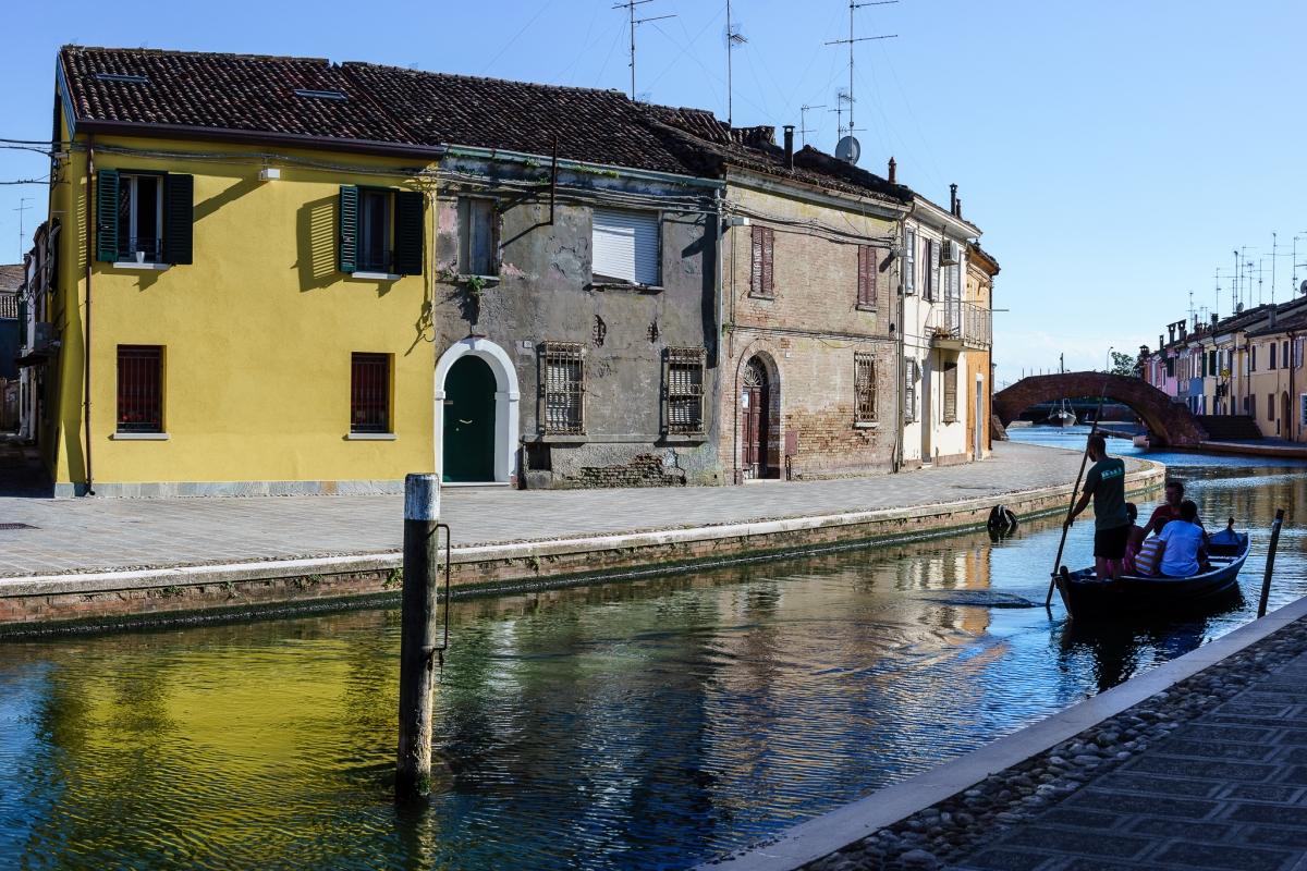 4 Ponte San Pietro - Vanni Lazzari - Comacchio (FE)