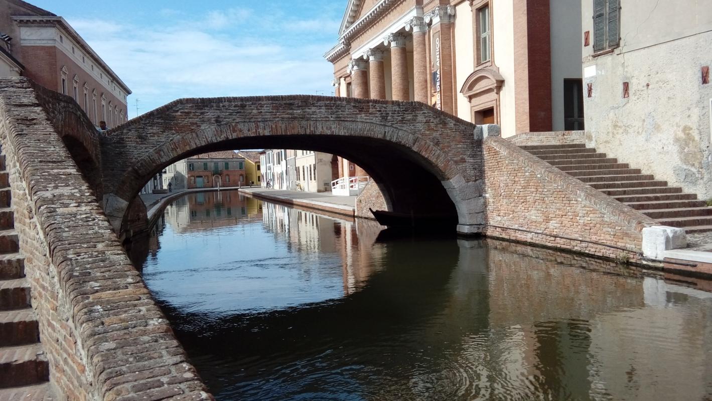 Ponte degli sbirri - LILIANA VENEZIA - Comacchio (FE)