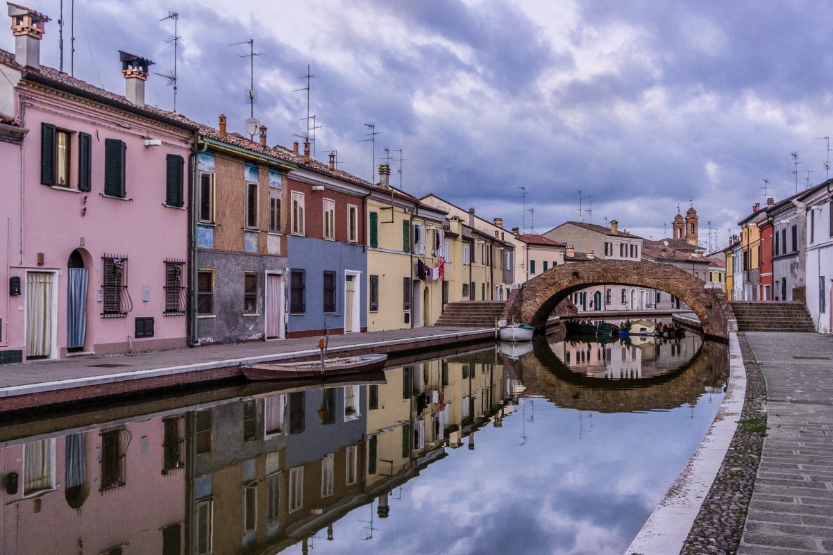 8 Ponte San Pietro - Vanni Lazzari - Comacchio (FE)