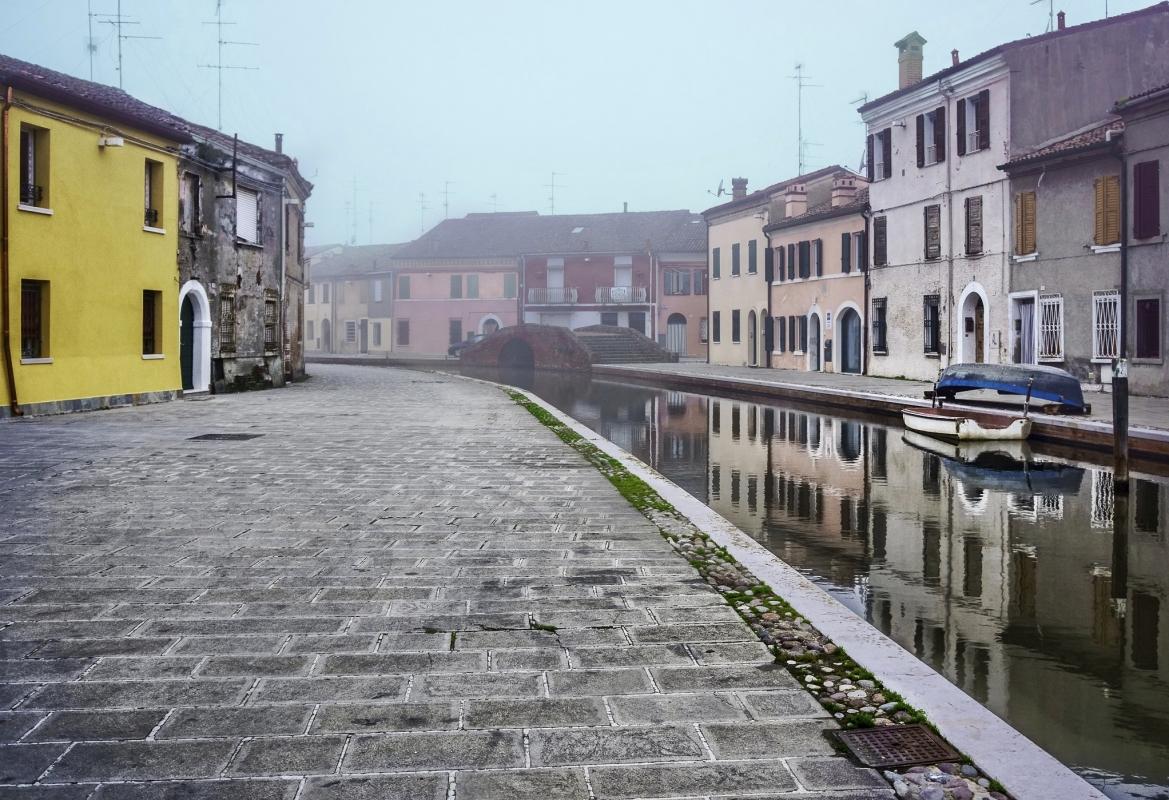 12 Ponte dei Sisti - Comacchio - Vanni Lazzari - Comacchio (FE)