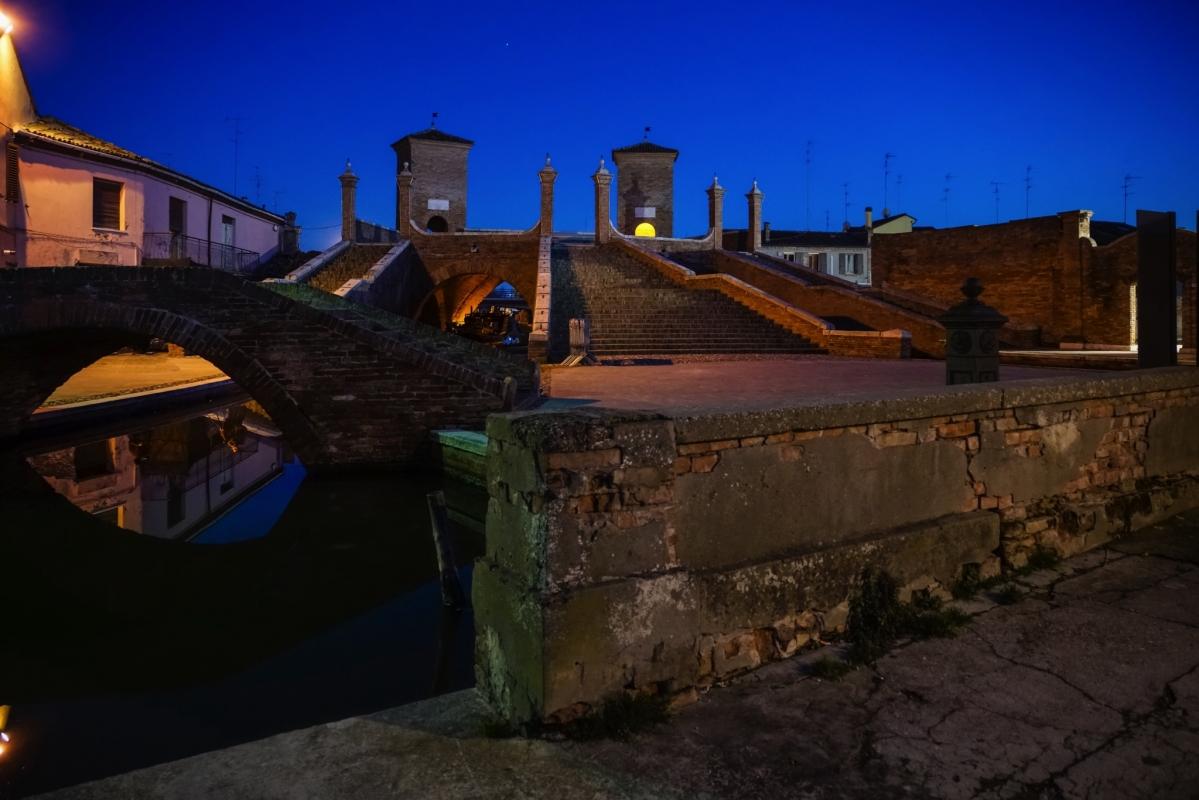 Trepponti -- Comacchio - Vanni Lazzari - Comacchio (FE)