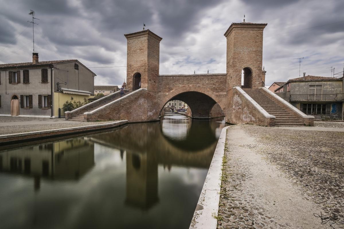 Comacchio ponte dei Treponti - Francesco Gardini - Comacchio (FE)
