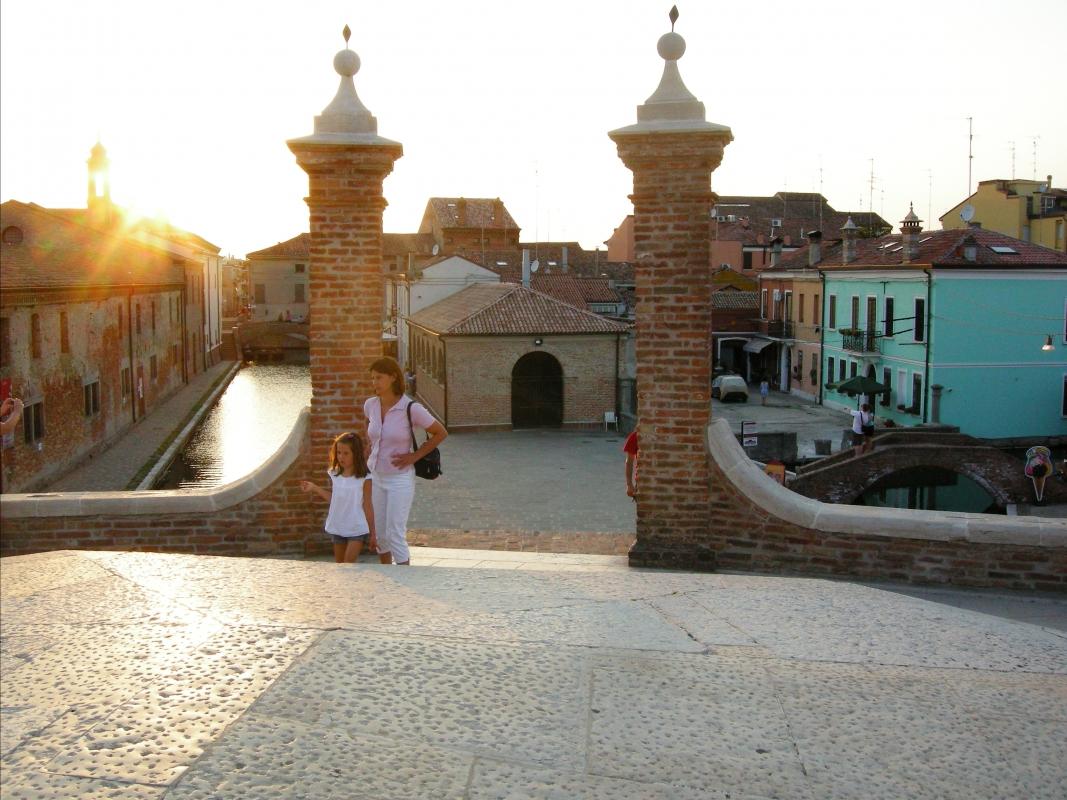 Comacchio Trepponti - Runavuota - Comacchio (FE)