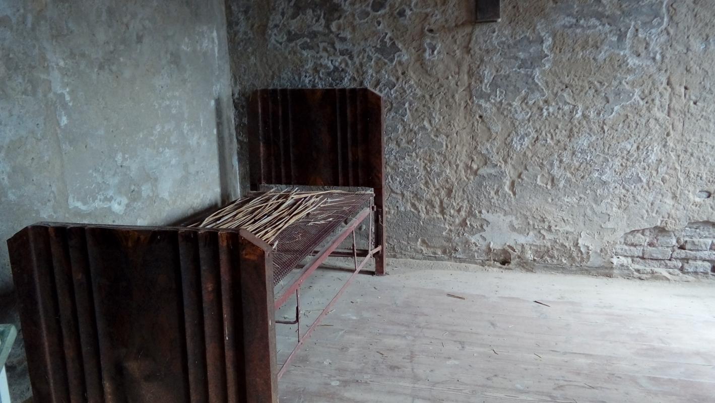 Letto vuoto - LILIANA VENEZIA - Comacchio (FE)