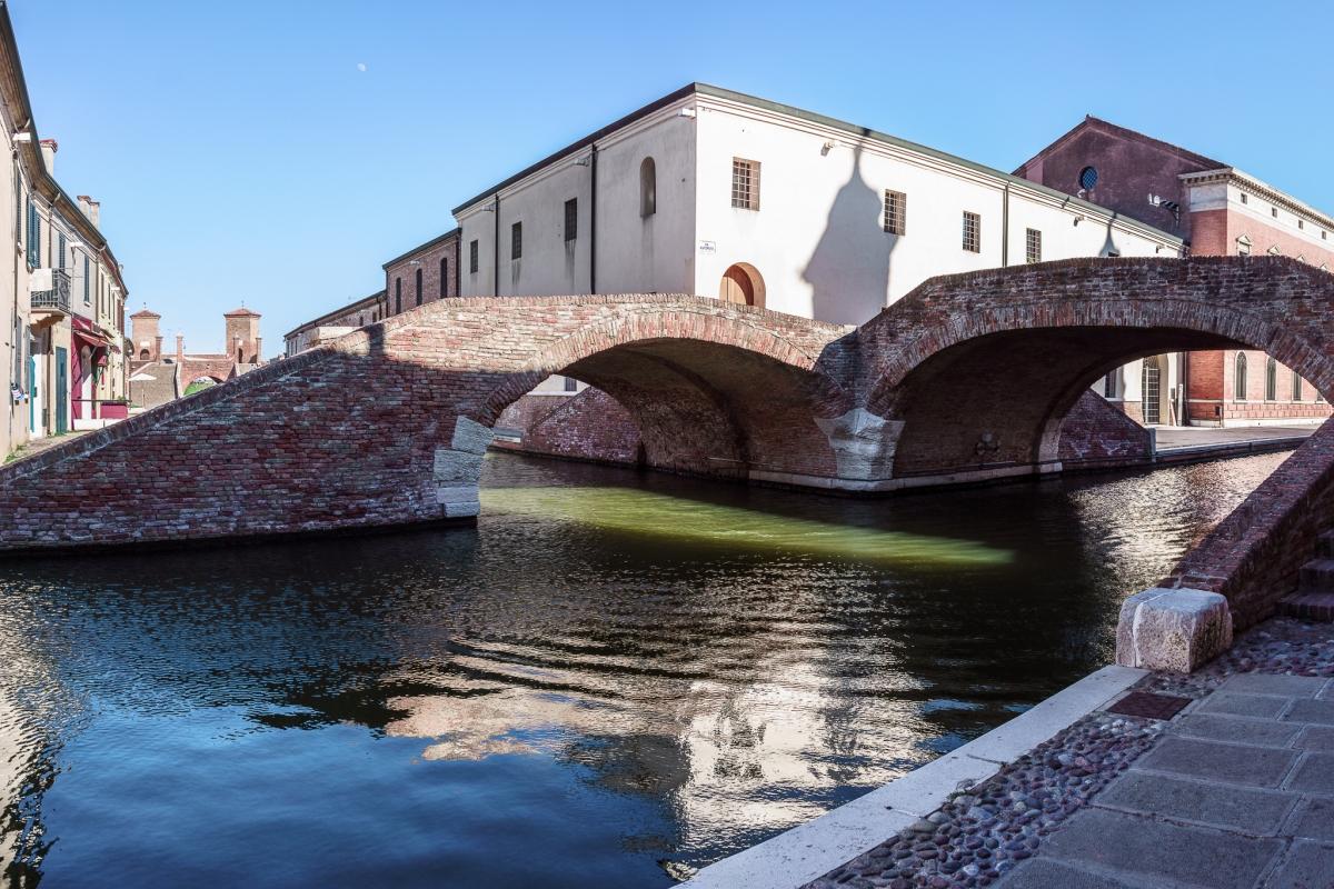 Ponte degli Sbirri - Comacchio - Vanni Lazzari - Comacchio (FE)