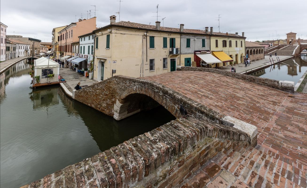 Ponte degli Sbirri - Comacchio - - Vanni Lazzari - Comacchio (FE)