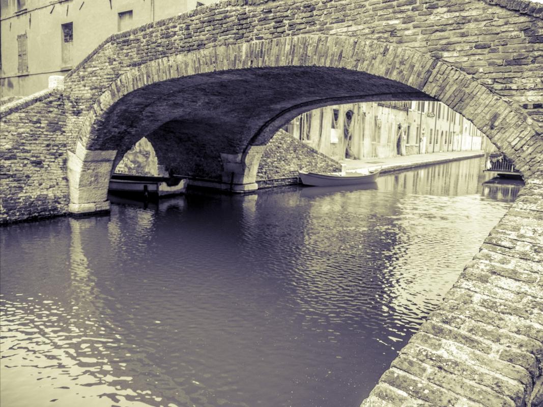 Comacchio - ponte-5 - Massimo Saviotti - Comacchio (FE)