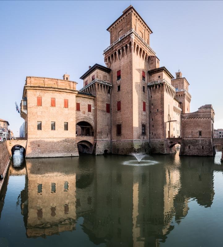 Ferrara - Castello Estense - - Vanni Lazzari - Ferrara (FE)
