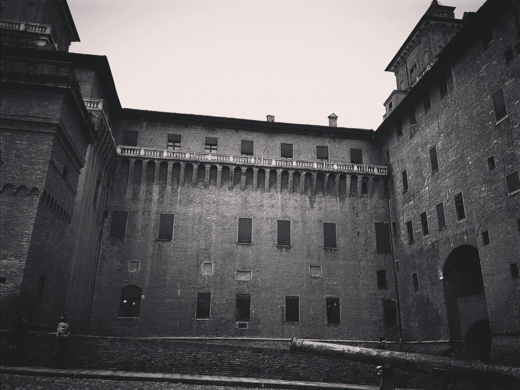 Ferrara castello - Francesca Bertolani - Ferrara (FE)