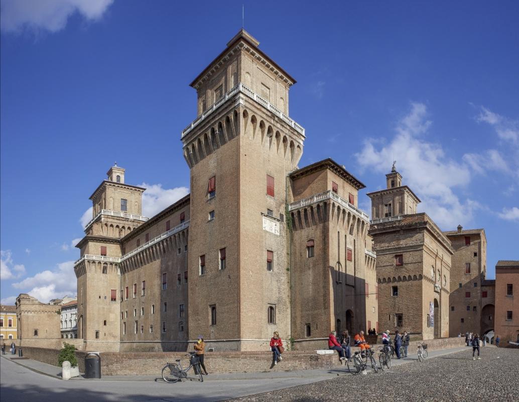 Castello Estense * Ferrara - Vanni Lazzari - Ferrara (FE)