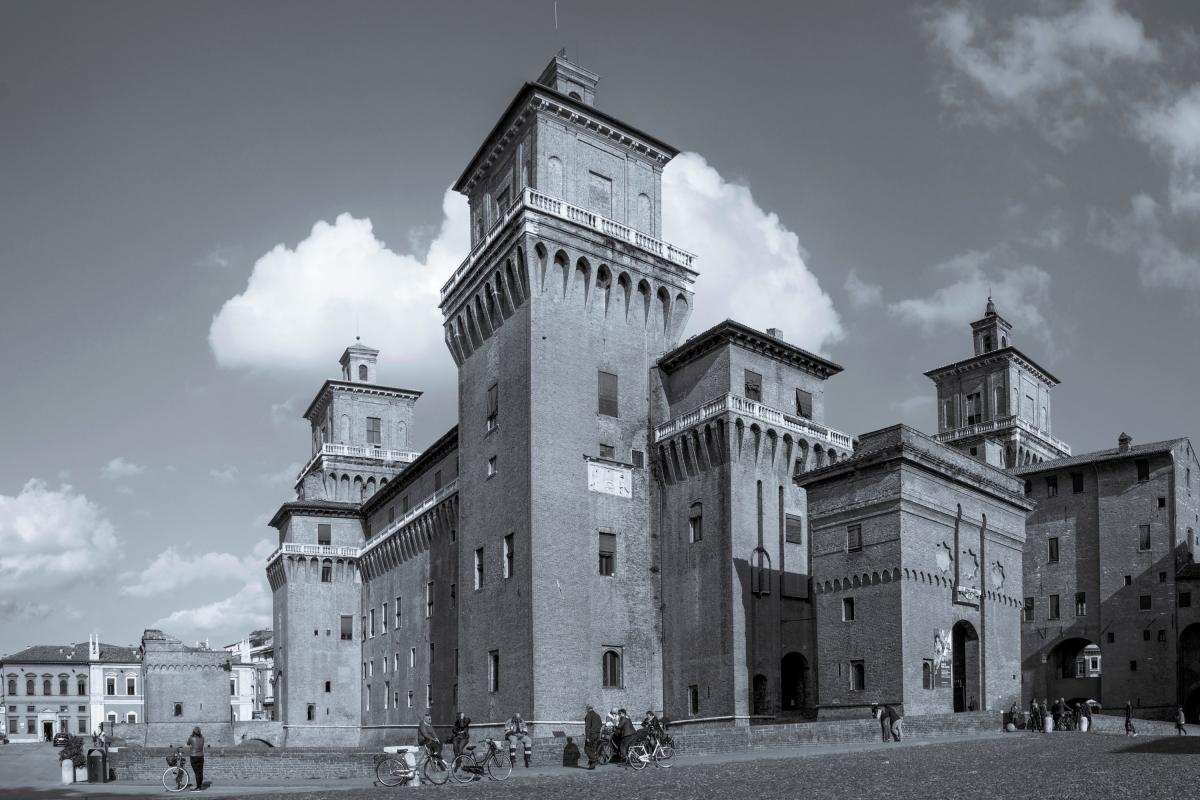 Castello Estense - Ferrara - - Vanni Lazzari - Ferrara (FE)