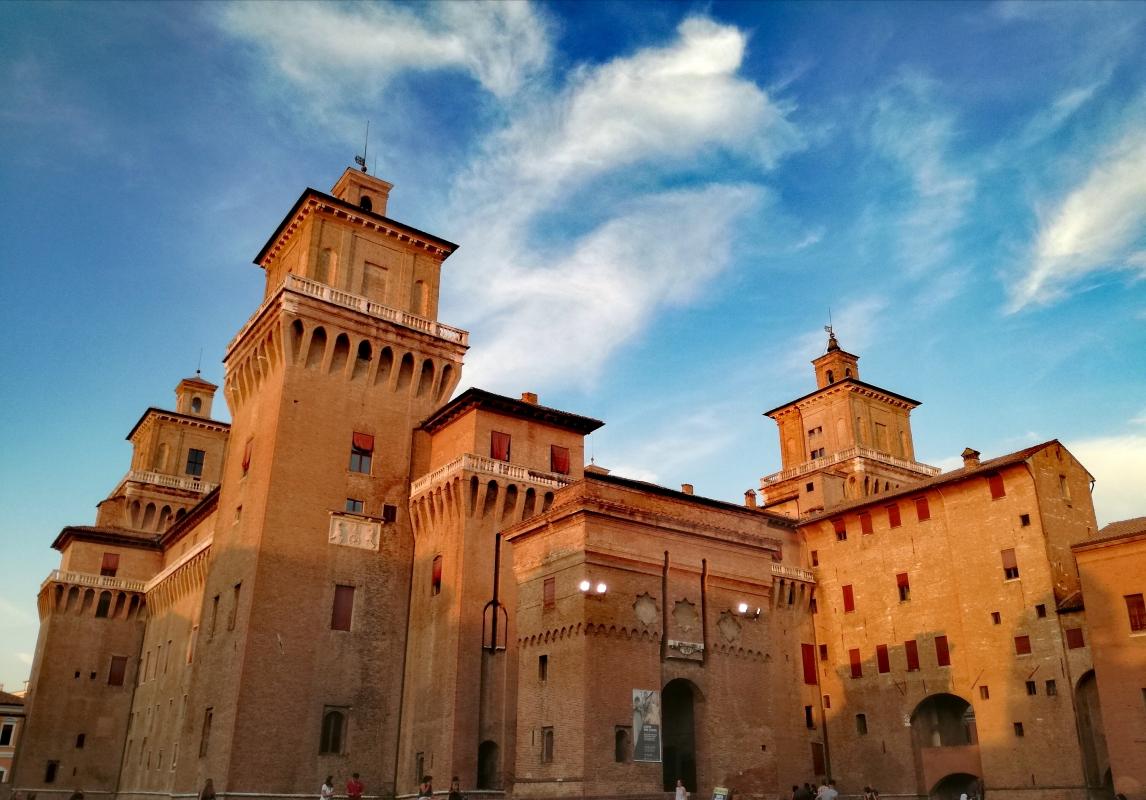 Il Castello Estense Ferrara - FedeGaci - Ferrara (FE)