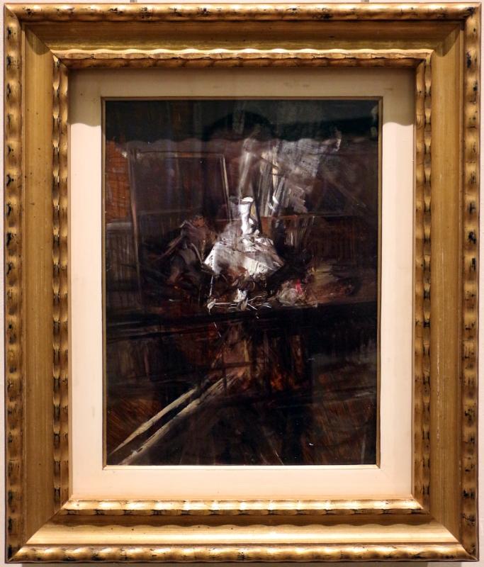 Giovanni boldini, interno dello studio con il ritratto del piccolo subercaseaux, 1899 ca - Sailko - Ferrara (FE)