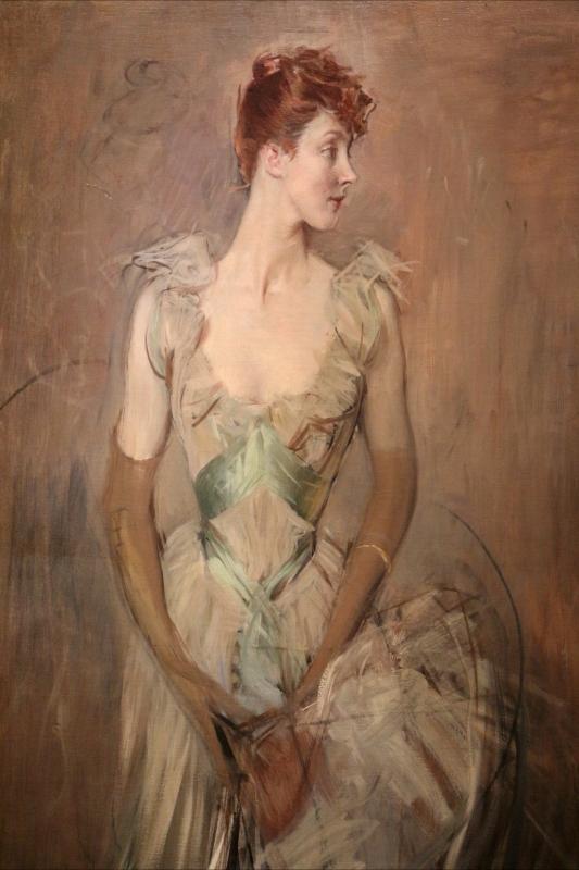 Giovanni boldini, la contessa di leusse, 1889-90 circa 02 - Sailko - Ferrara (FE)