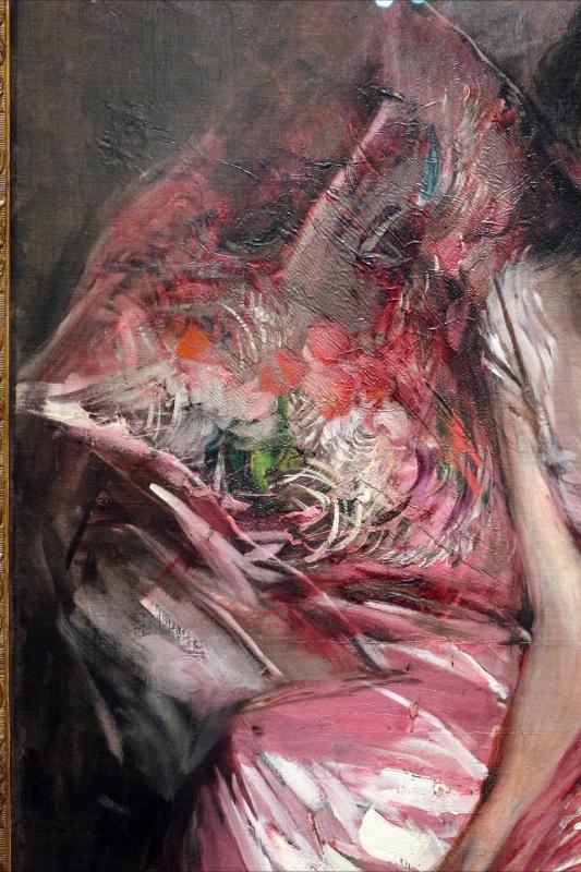Giovanni boldini, la signora in rosa (ritratto di olivia concha de fontecilla), 1916, 03 - Sailko - Ferrara (FE)