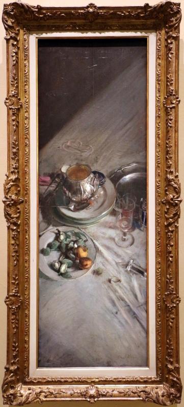 Giovanni boldini, un angolo della mensa del pittore, 1897 ca. 01 - Sailko - Ferrara (FE)