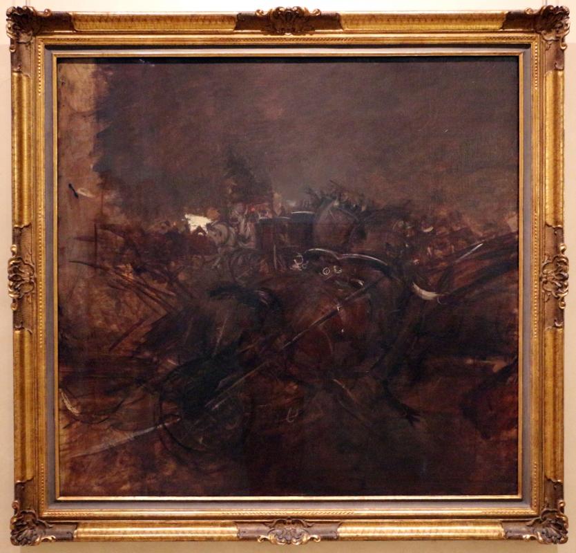 Giovanni boldini, notturno a montmartre, 1883 ca - Sailko - Ferrara (FE)