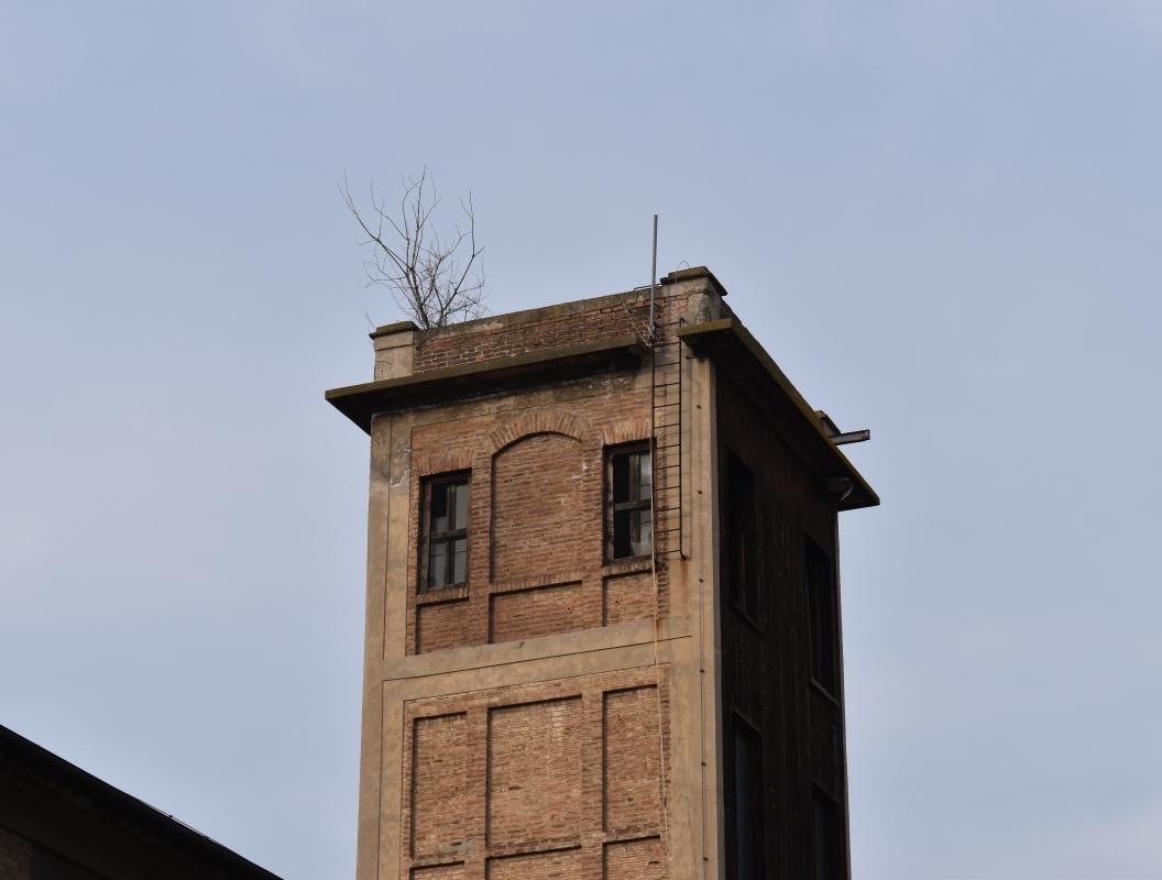 Torre ex comando Provinciale Vigili del Fuoco Ferrara - Nicola Quirico - Ferrara (FE)