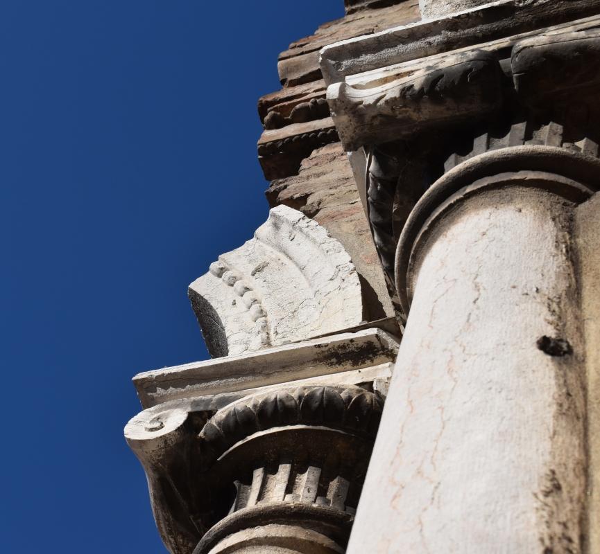 Palazzo Costabili (Ferrara) - Capitello 18 - Nicola Quirico - Ferrara (FE)