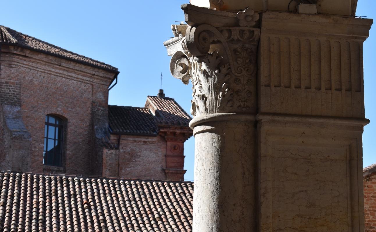 Palazzo Costabili (Ferrara) - Capitelli 00 - Nicola Quirico - Ferrara (FE)