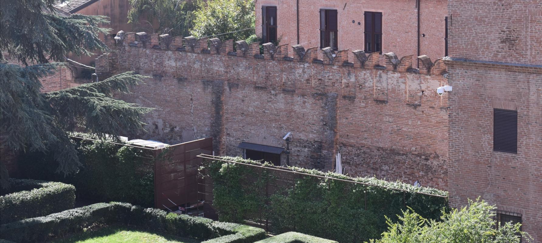 Palazzo Costabili (Ferrara) - Giardino 01 - Nicola Quirico - Ferrara (FE)