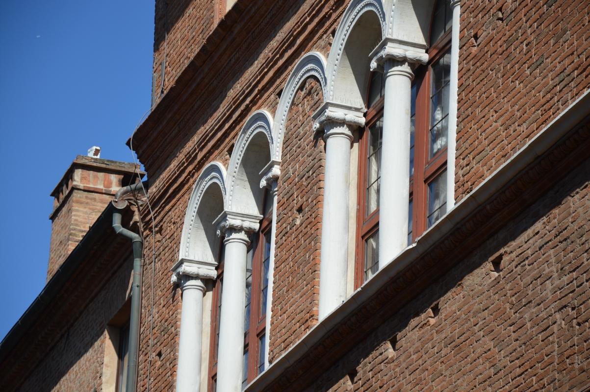 Finestre schema rossetti - Laura Dolcetti - Ferrara (FE)