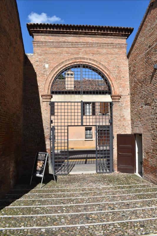 Palazzo Costabili (Ferrara) - Ingresso - Nicola Quirico - Ferrara (FE)