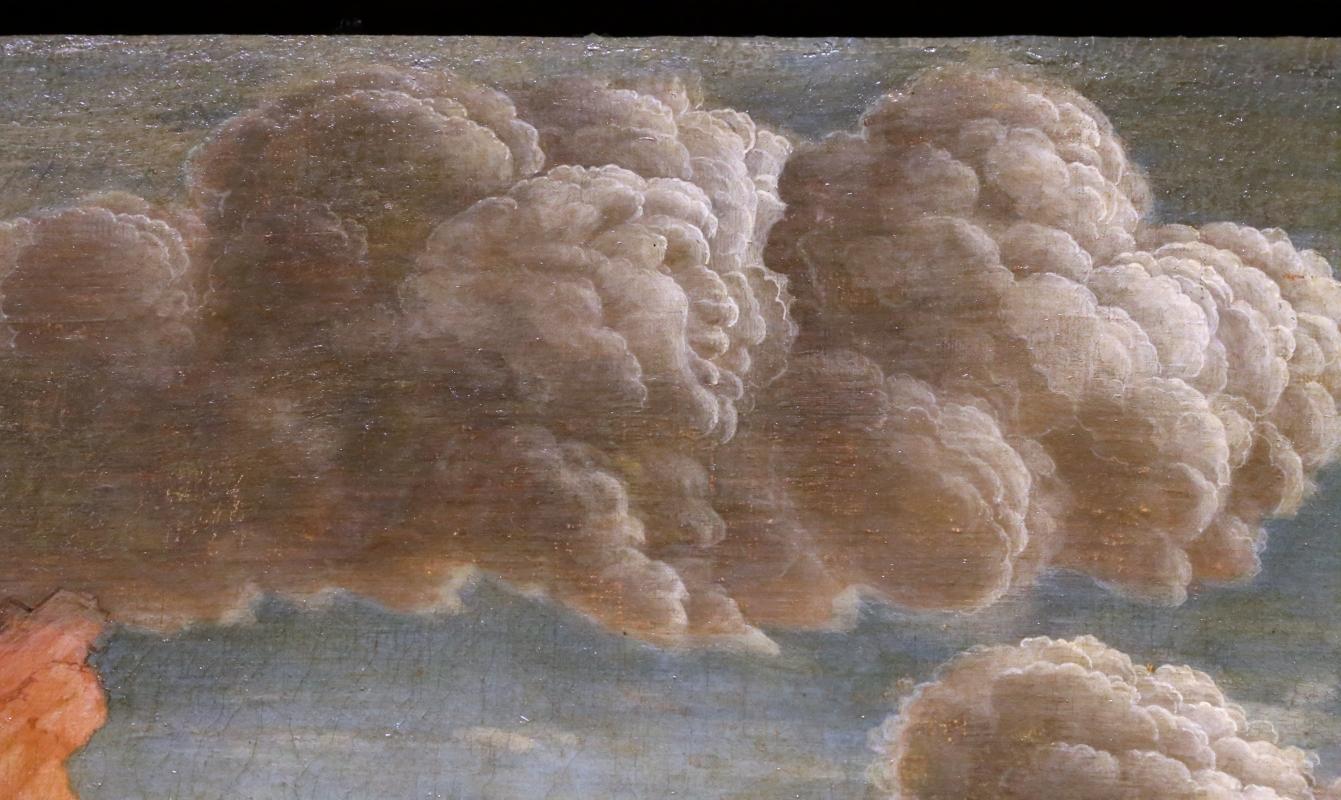 Andrea mantegna, minerva scaccia i vizi dal giardino delle virtù, 1497-1502 ca. (louvre) 03 - Sailko - Ferrara (FE)