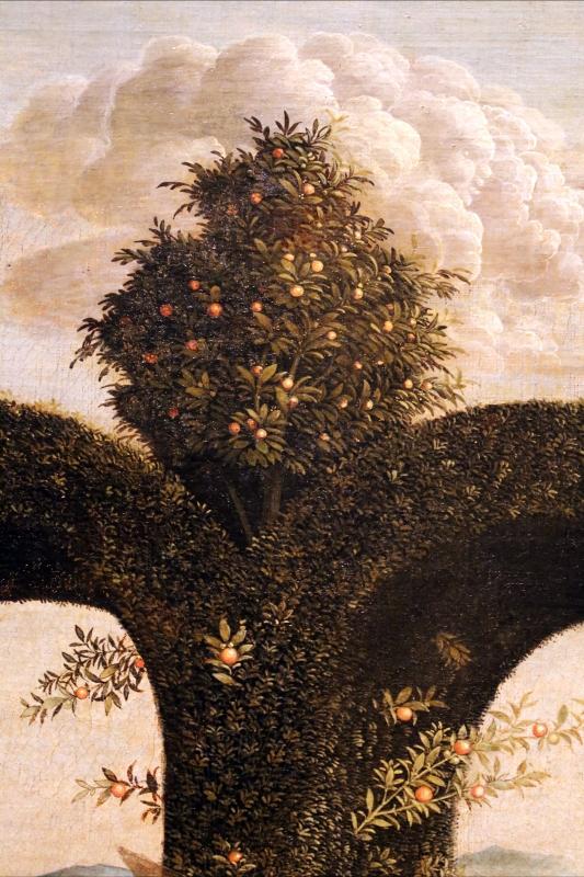 Andrea mantegna, minerva scaccia i vizi dal giardino delle virtù, 1497-1502 ca. (louvre) 06 - Sailko - Ferrara (FE)