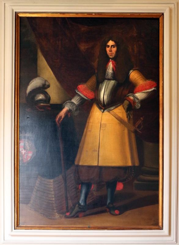 Anonimo, ritratto di Francesco IV Villa, 1660 circa - Sailko - Ferrara (FE)