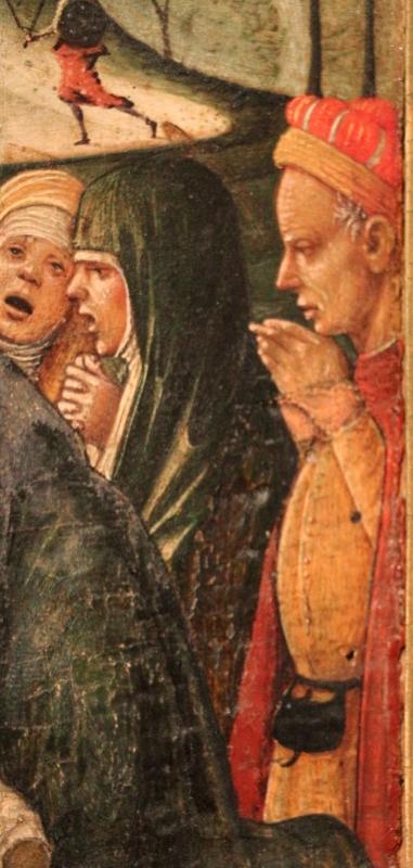 Antonio da crevalcore, deposizione di cristo dalla croce, 1480-1500 ca., 04 - Sailko - Ferrara (FE)