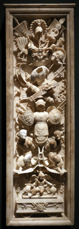Bambaia, lesena con trofei, 1515-23 (torino, palazzo madama) 01 - Sailko - Ferrara (FE)