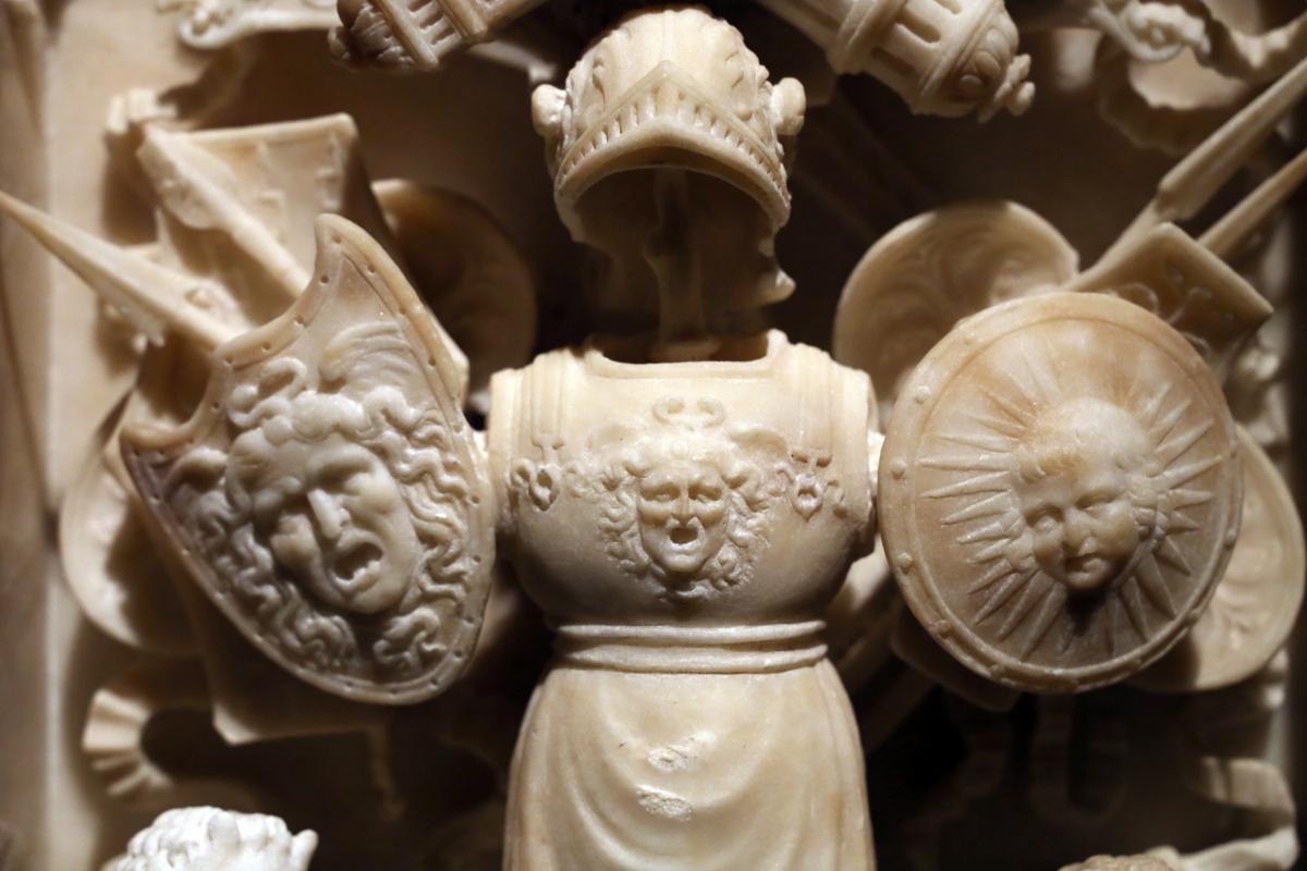 Bambaia, lesena con trofei, 1515-23 (torino, palazzo madama) 04 - Sailko - Ferrara (FE)