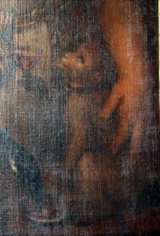 Bastianino, allegoria con bacco, 1555-1600 ca. 03 - Sailko - Ferrara (FE)