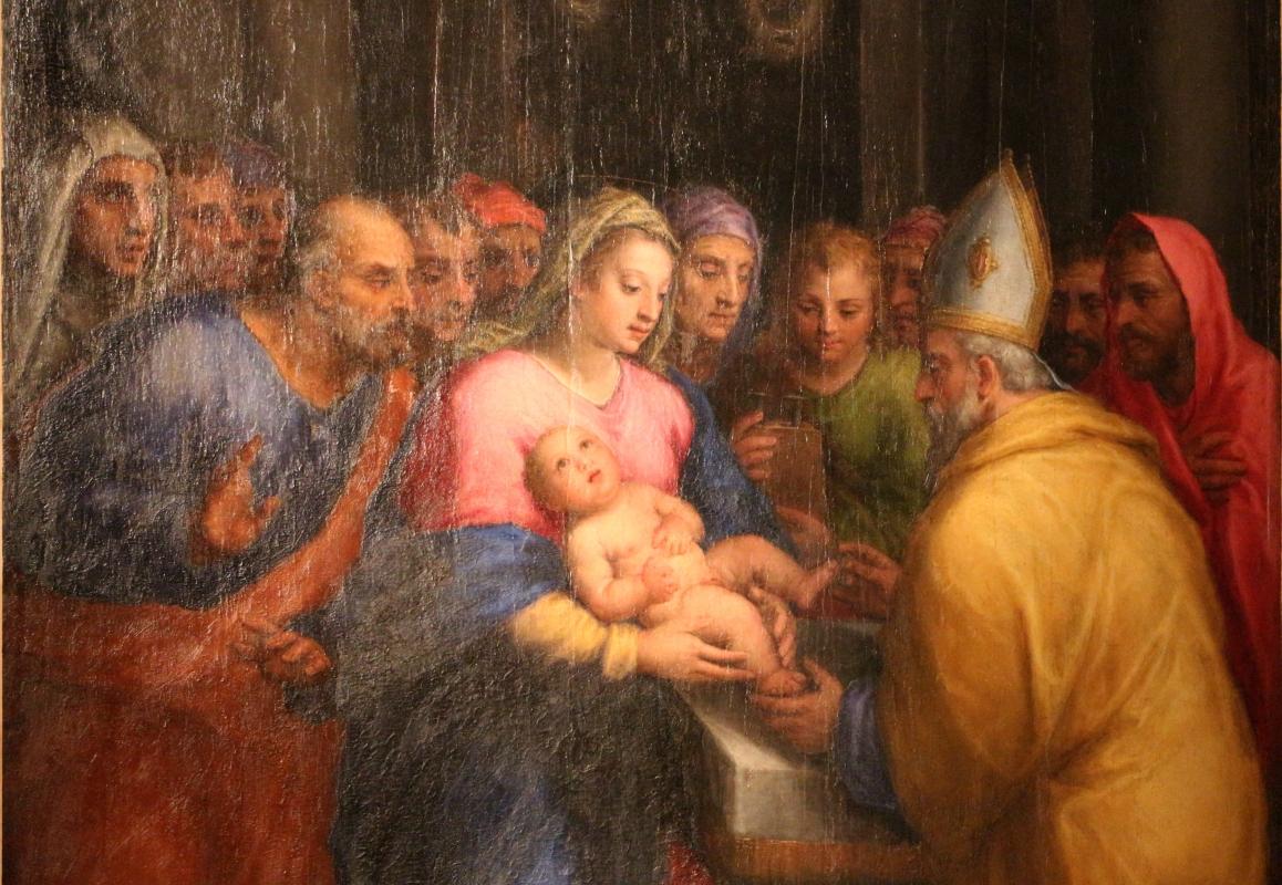Bastianino, circoncisione, 1562 ca., da duomo di ferrara 02 - Sailko - Ferrara (FE)