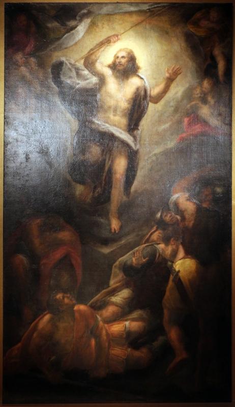 Bastianino, resurrezione di cristo, 1588-90, da chiesa della conversione di s. paolo a ferrara - Sailko - Ferrara (FE)