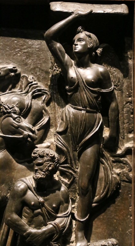 Bertoldo di giovanni, scena di battaglia, 1480 ca. (bargello) 07 - Sailko - Ferrara (FE)