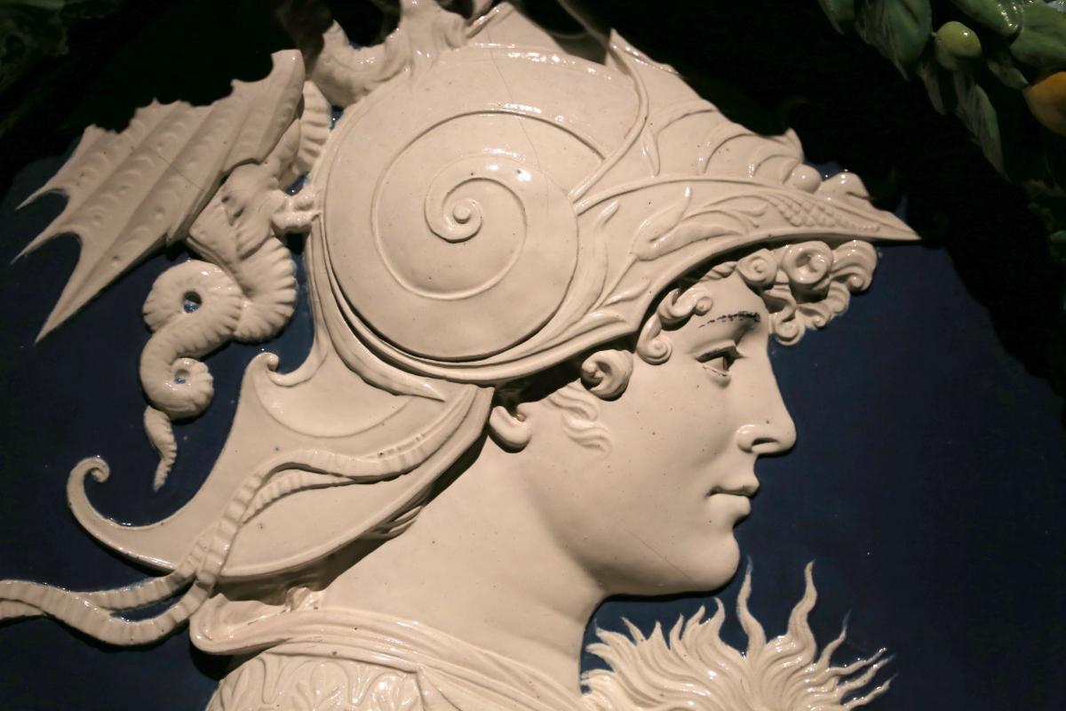 Bottega di andrea della robbia, scipione l'africano, 1500-10 ca. (vienna, khm) 02 - Sailko - Ferrara (FE)