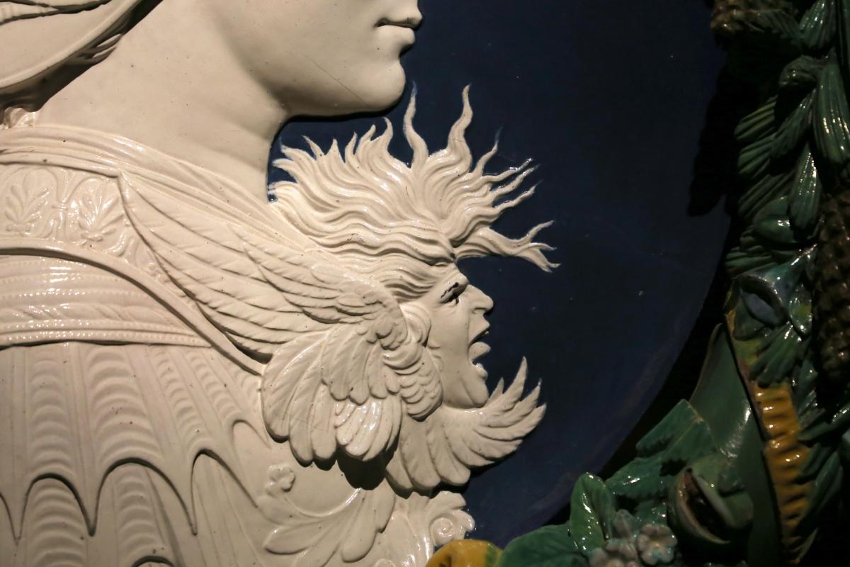 Bottega di andrea della robbia, scipione l'africano, 1500-10 ca. (vienna, khm) 03 - Sailko - Ferrara (FE)