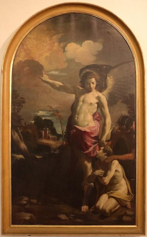 Carlo bonomi, angelo custode, 01 - Sailko - Ferrara (FE)