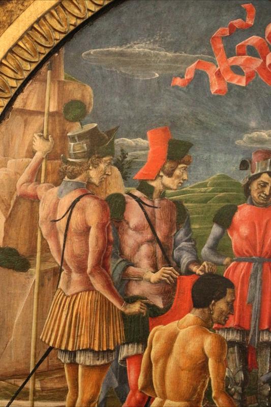 Cosmè tura, martirio di san maurelio, 1480, da s. giorgio a ferrara, 03 - Sailko - Ferrara (FE)