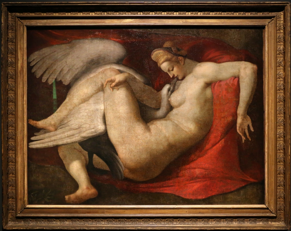 Da michelangelo, leda e il cigno, post 1530 (national gallery) 01 - Sailko - Ferrara (FE)