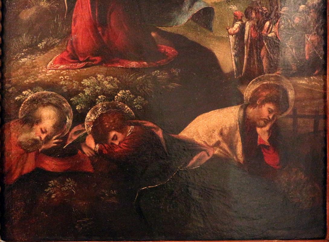 Dosso dossi, cristo nell'orto degli ulivi, 1516-20 ca. 02 - Sailko - Ferrara (FE)