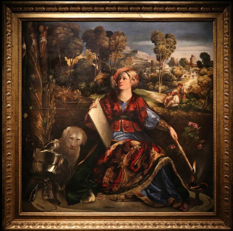 Dosso dossi, melissa, 1518 ca. 01 - Sailko - Ferrara (FE)