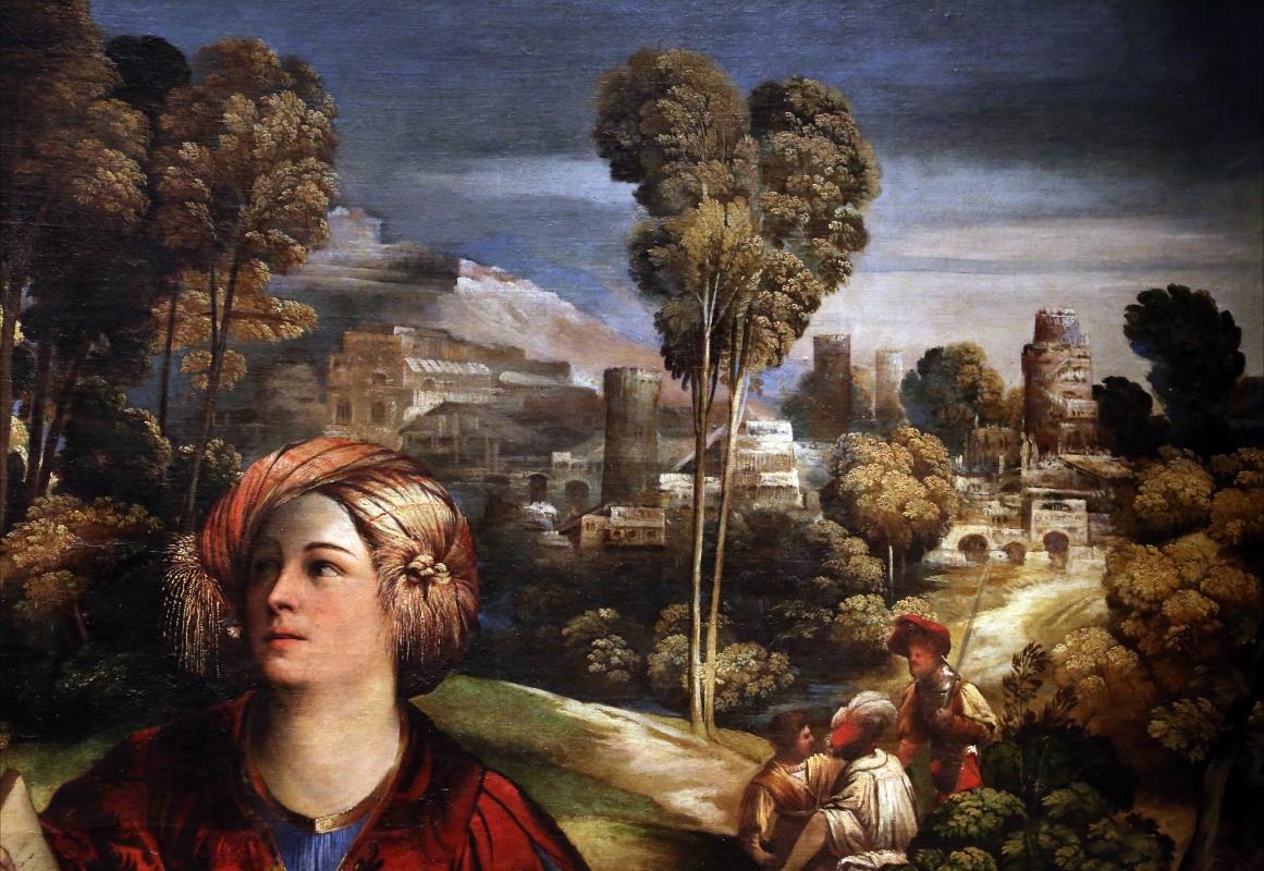 Dosso dossi, melissa, 1518 ca. 07 - Sailko - Ferrara (FE)