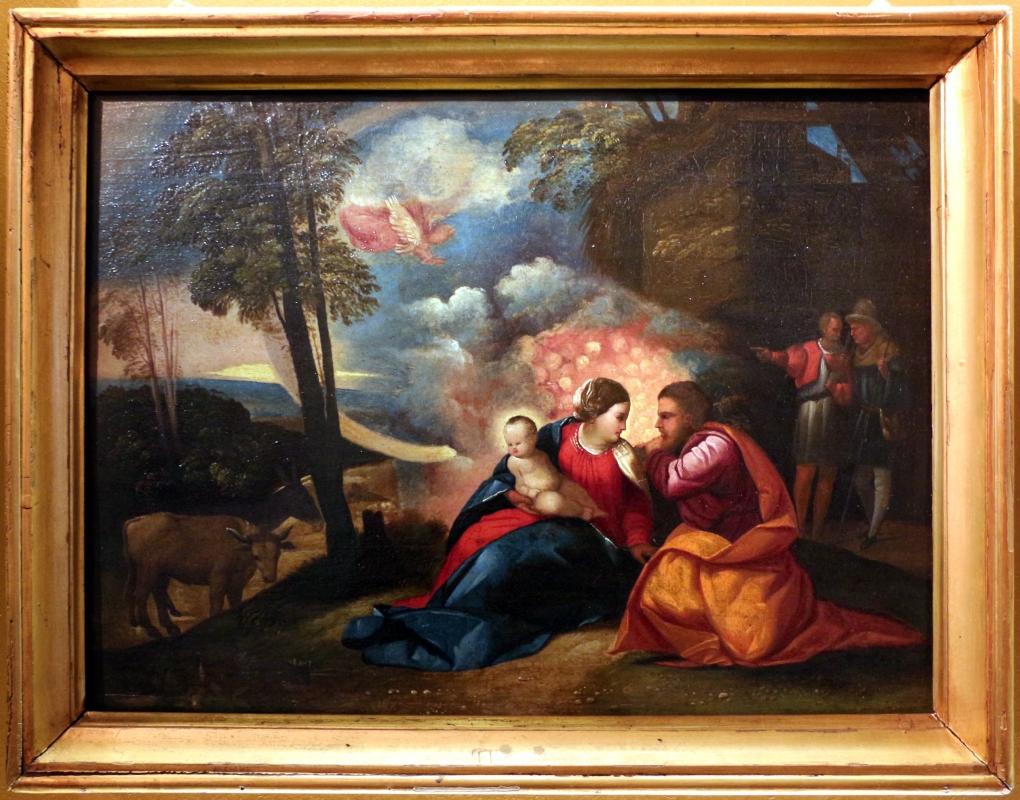 Dosso dossi, natività, 1519, 01 - Sailko - Ferrara (FE)